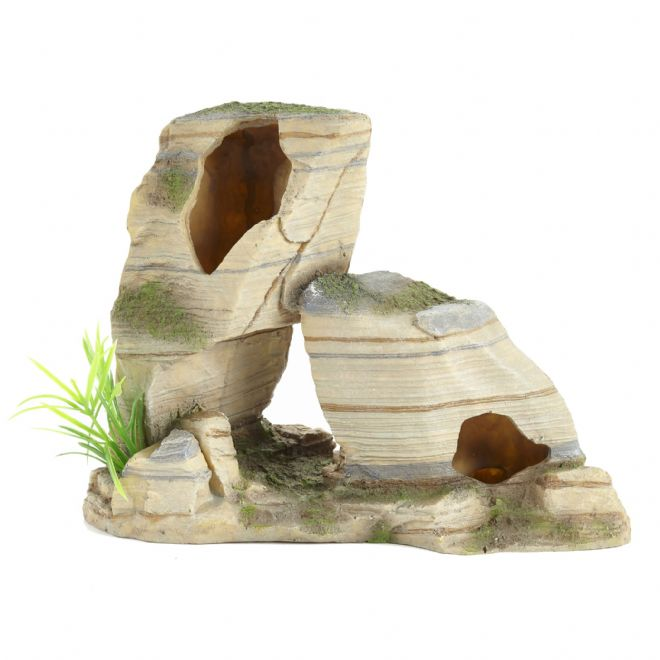 Pet Ting Slanted Rocks